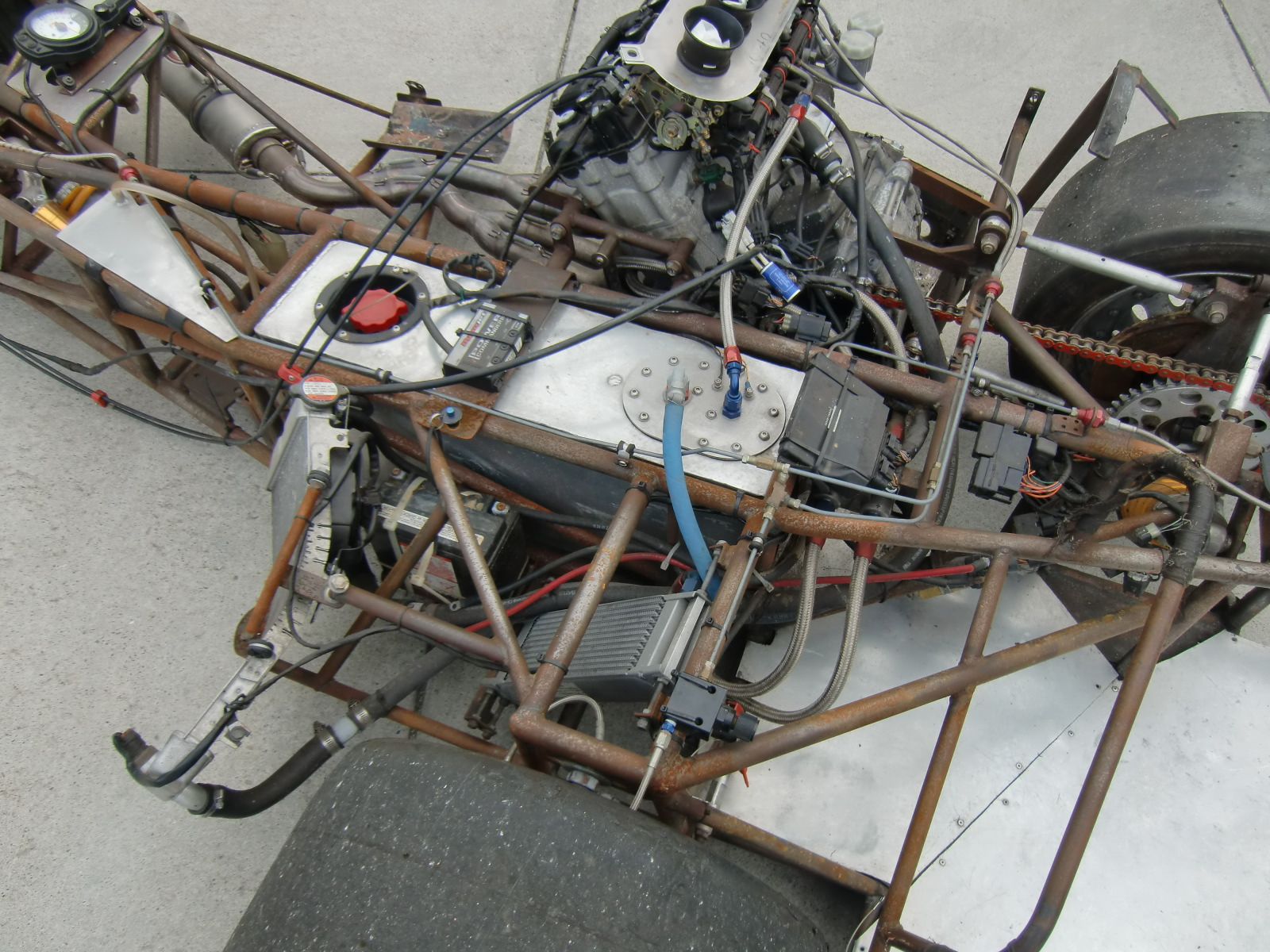Racing Sidecar Frame Plans Car Pictures