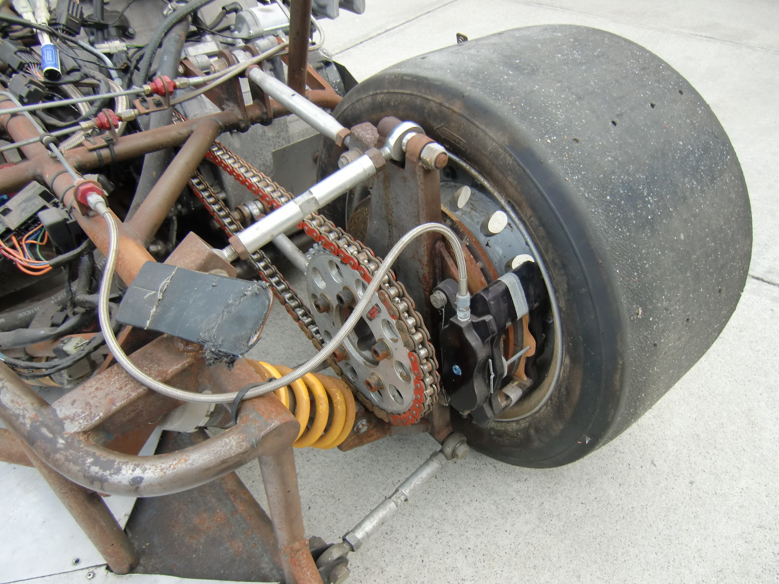 how to build a motorcycle sidecar frame basics